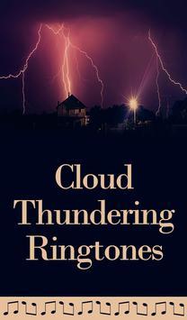 Cloud Thundering Ringtones poster