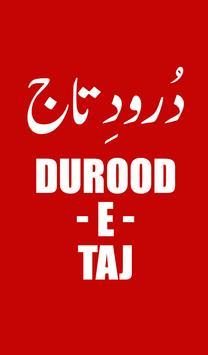 Durood e Taaj poster