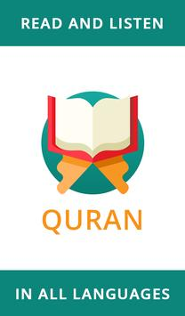 Read And Listen Holy Quran poster