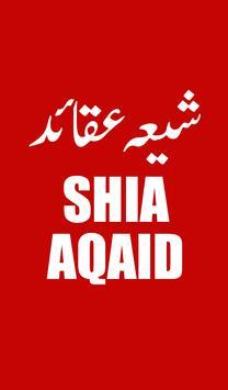 Shia Aqaid poster