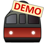 RailRide Demo icon
