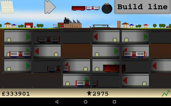 RailRide Demo apk screenshot