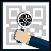 QR Code Generator & Scanner - GLS MSc (IT) icon