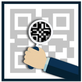 QR Code Generator & Scanner - GLS MSc (IT) icon