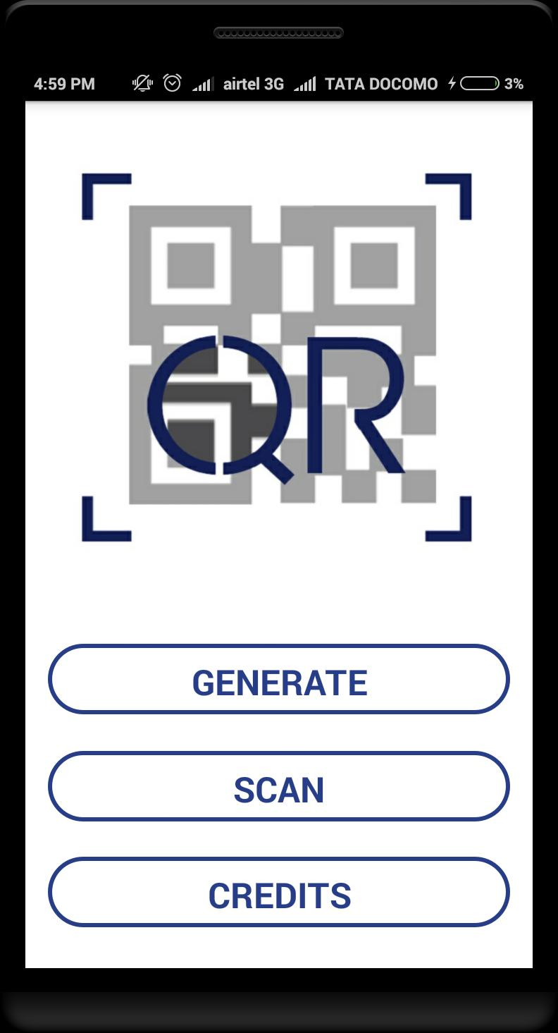 Qr Code Generator And Scanner