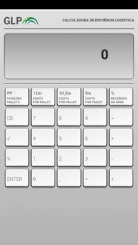 GLP - Calculadora Logística poster