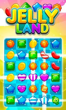 Jellylicious Jelly Land poster