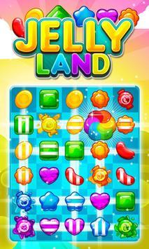 Jellylicious Jelly Land apk screenshot