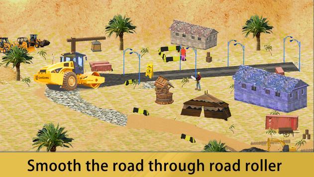 Build Road Construction Game apk screenshot