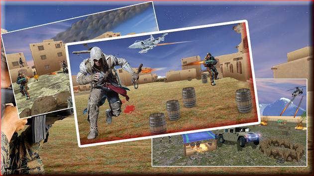 Modern Commando Army Fight apk screenshot