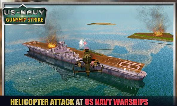 Navy Gunship Strike 2017 apk screenshot