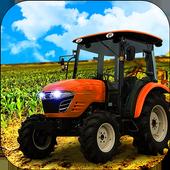 Farming Harvester Simulator 2017 icon