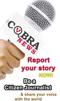 Cobra News poster