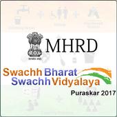 Swachh Vidyalaya Puraskar-2017 icon