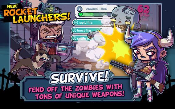 ZOMBIES ATE MY FRIENDS screenshot 1