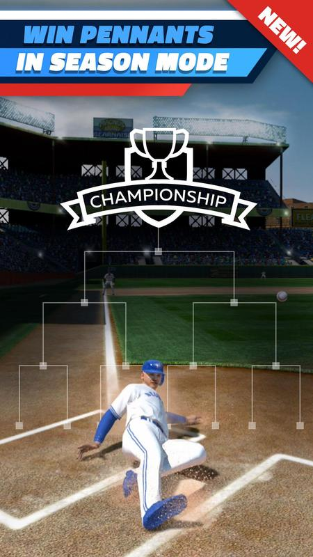 mlb tap sports baseball 2018 mod apk 1.1.0