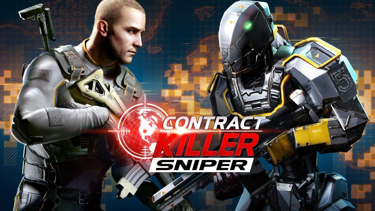 CONTRACT KILLER: SNIPER for Android - APK Download