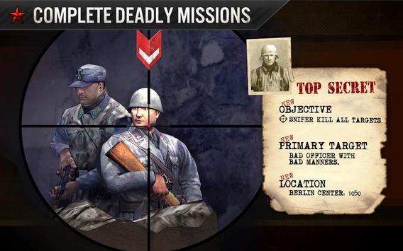 FRONTLINE COMMANDO: WW2 تصوير الشاشة 16
