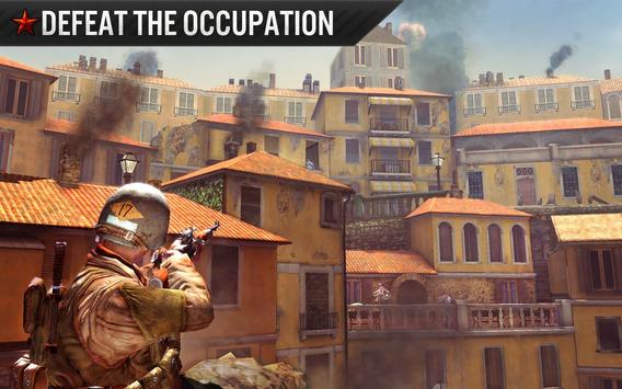 FRONTLINE COMMANDO: WW2 screenshot 18