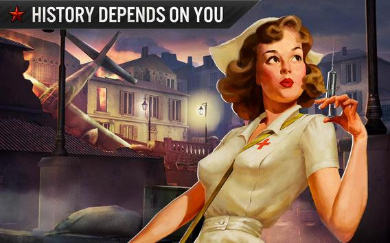 FRONTLINE COMMANDO: WW2 تصوير الشاشة 11