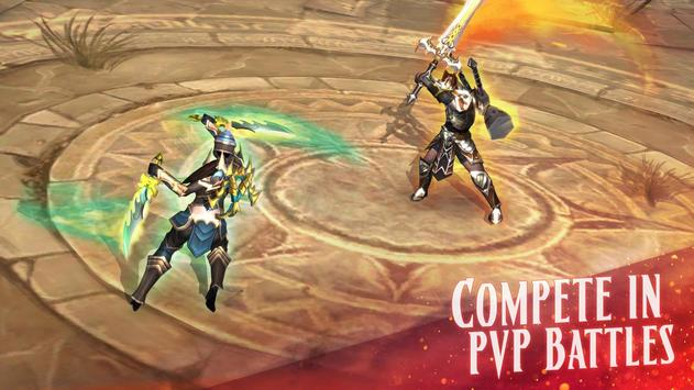 Eternity Warriors 4 Apk Download Free Action Game For Android