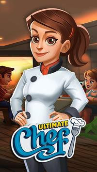 ULTIMATE CHEF (Unreleased) poster