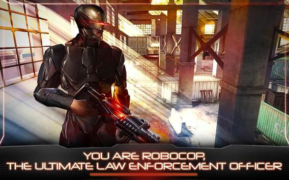 RoboCop™ screenshot 1