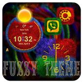 TSF NEXT ADW NOVA LAUNCHER FUZZY THEME icon