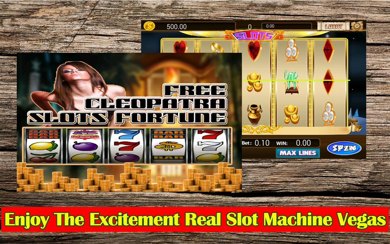 Riches of cleopatra: slot for android download apk free.