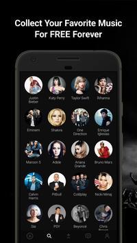 Free Music Player - Trending Music by VIBBIDI poster