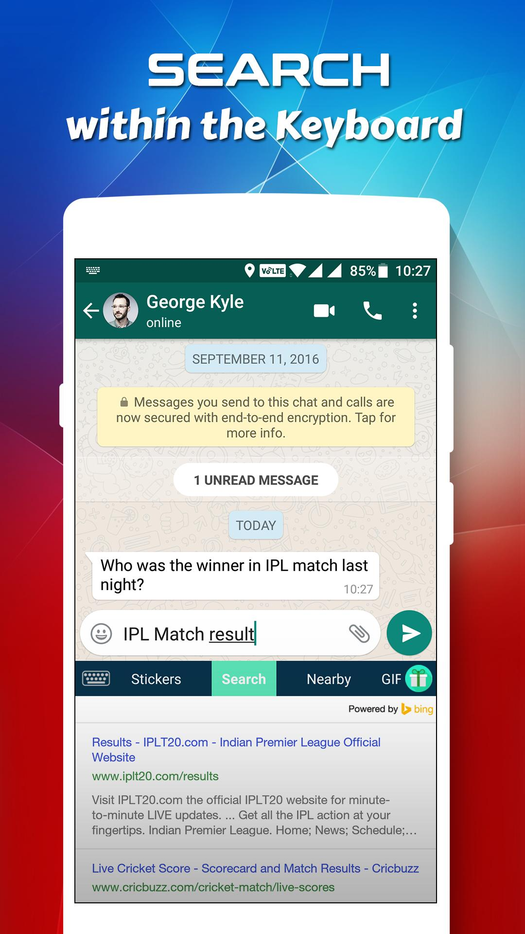 GlueKey Keyboard for Android - APK Download