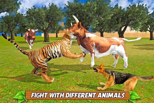 Tiger City Battle Simulator apk screenshot