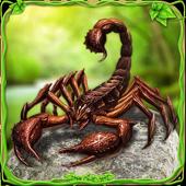 Furious Scorpion Family Simulator icon