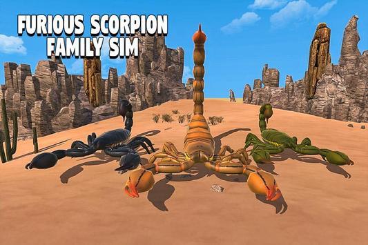 Furious Scorpion Family Simulator screenshot 3