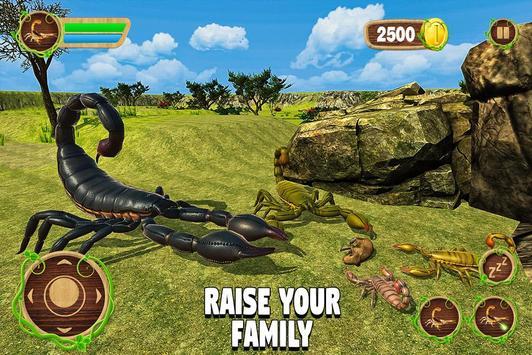 Furious Scorpion Family Simulator screenshot 10
