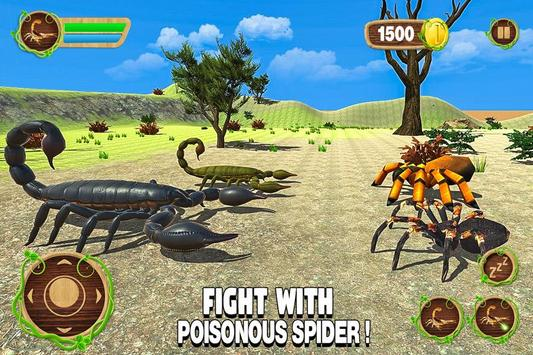 Furious Scorpion Family Simulator screenshot 1