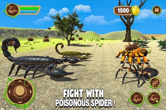 Furious Scorpion Family Simulator screenshot 5