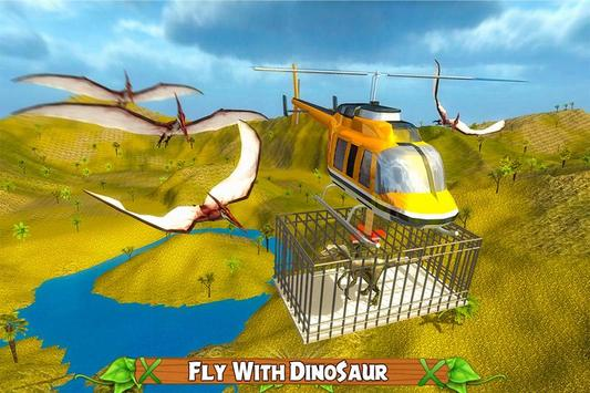 Dinosaur Rescue Helicopter screenshot 2