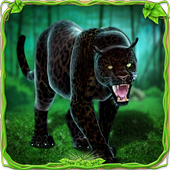 Furious Panther Family Sim icon