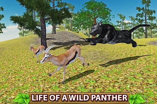 Furious Panther Family Sim poster