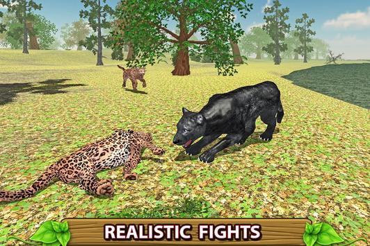 Furious Panther Family Sim screenshot 15