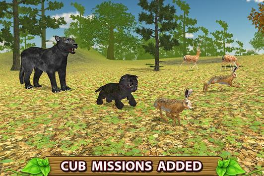 Furious Panther Family Sim screenshot 16