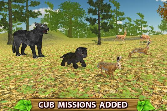 Furious Panther Family Sim screenshot 10