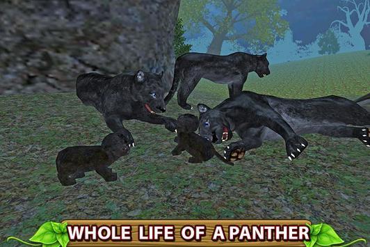 Furious Panther Family Sim screenshot 2