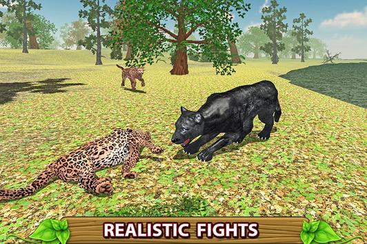 Furious Panther Family Sim screenshot 3
