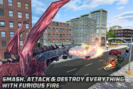 Chimera Lion Dragon City Rampage screenshot 8