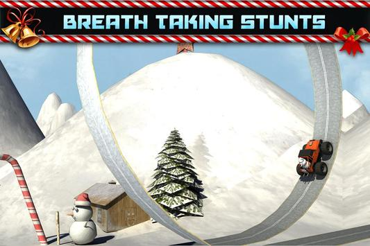 christmas 3D Car parking mania screenshot 4
