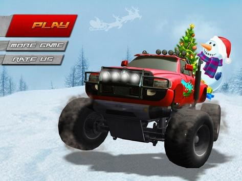 christmas 3D Car parking mania screenshot 5