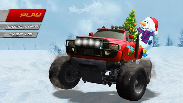 christmas 3D Car parking mania screenshot 10