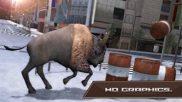 Crazy Bull screenshot 4